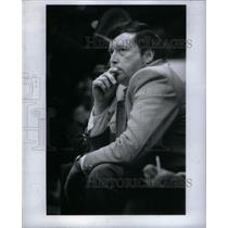 1980 Press Photo Ralph Grubb, Basketball Coach - RRX58839