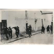 1932 Press Photo General Strike in Berlin - nem35044