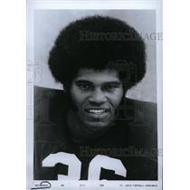 1973 Press Photo Marv Ownes St Louis Football Cardinals - RRW74491