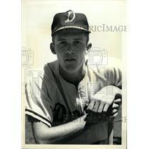 1967 Press Photo Gerry Grover Denver Baseball Mexico - RRW80457