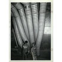 1992 Press Photo Munters employess Everett Burger and B - RRW74817