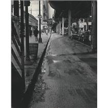1966 Press Photo Chicago Parking - RRW51489