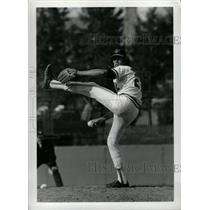 1990 Press Photo James Alvin Palmer Baseball pitcher - RRW80383