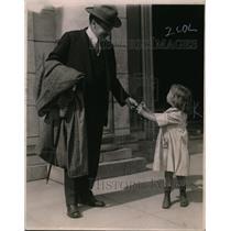 1917 Press Photo US German Ambassador James W. Gerard in San Francisco
