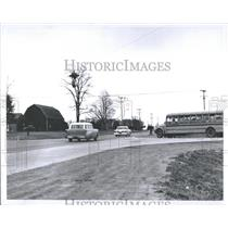 1959 Press Photo U.S. 23 highway looking south
