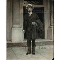 1925 Press Photo Rafael Sanches Aballi of Cuba, Next Cuban Ambassador to US