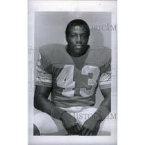 1977 Press Photo Andy Bolton Running Back Detroit Lions - RRX39221