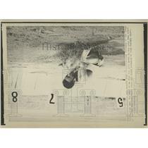 1971 Press Photo Arnie Robinson Gold Long Jump Pan Am - RRW52287