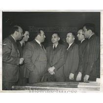 1941 Press Photo Frederick Levinstone Ernest Goodman - RRX97135