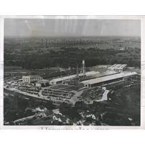 1951 Press Photo Aerial View General Motors Plan - RRX85263