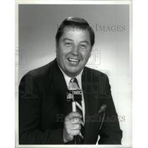 1986 Press Photo Joy Randolph sportscaster NBC Anchor - RRX37443