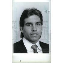 1986 Press PhotoPhil Cusmano Warrenwood Tower Wrestler - RRX40353