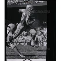 1962 Press Photo Danny Lewis football player. - RRW73913