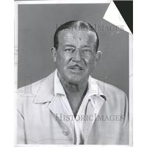 1957 Press Photo Sportsman Phil Wood - RRW27945