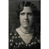 1930 Press Photo PORTRAIT MRS. JULIUS KLEIN - RRW98005