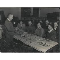 1934 Press Photo Modern Mining Class Opportunity School - RRX83167