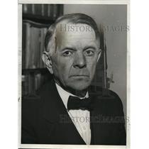 1931 Press Photo Congressman George Huddleston of Alabama - nem35424