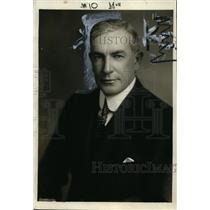1921 Press Photo Henry P Fletcher Will Serve as Under-Secretary of State