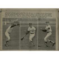 1971 Press Photo Ken Sharp Garden City high school team - RRX14343