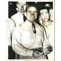 1937 Press Photo Gene Sarazen after winning Chicago Open Golf Tournament