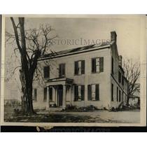 1926 Press Photo Two Story House - RRW01993