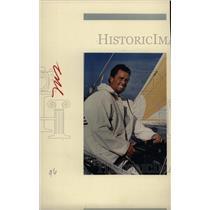1987 Press Photo Captain Dennis Conner yachtsman won - RRW96259