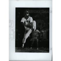 1982 Press Photo Brewers Pitcher Vuckovich Cy Young Win - RRW77835
