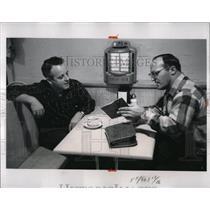 1959 Press Photo Motorcar/Eugene Wilson/Bain
