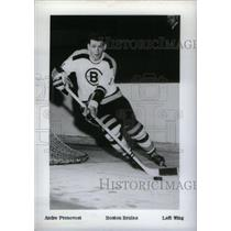 1962 Press Photo Andre Pronovost Boston Bruins Wing - RRX39495