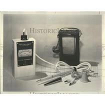 1966 Press Photo Virgo Instantaneous Thermometer