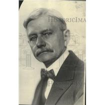 1920 Press Photo Vice President Thomas Riley Marshall - spx20521