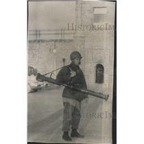1959 Press Photo Sgt. William Rose, National guard - RRW44133