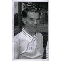 1956 Press Photo Bob Ross Golf - RRW75827