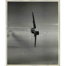 1957 Press Photo F100D Super Sabre of the US Army Air Corps - nem38922