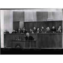 1956 Press Photo  Khurshchev Dominates Congress