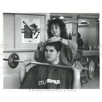 1992 Press Photo U.S Olympic Training Center