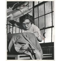 1957 Press Photo Goodwill Industries organization call - RRW31629