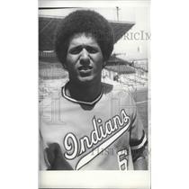 1979 Press Photo Spokane Indians baseball outfielder, Sam Mejias - sps09397