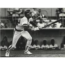 1984 Press Photo Spokane Indians baseball player, Jose Lora - sps10134