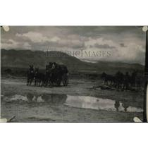 1919 Press Photo U.S. Army in Mexico  - nem42290