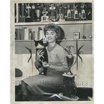 1962 Press Photo George Jeanne Omelenchuk Skater - RRW42971