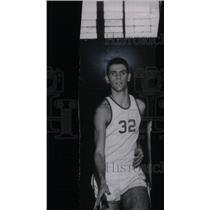 1968 Press Photo Dick Ventura,basketball player - RRX40293