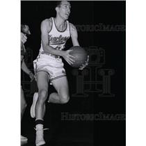 1959 Press Photo Joe Capua, American Basketball Player. - RRW73665