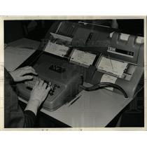 1966 Press Photo Electronic Devices - RRW90455