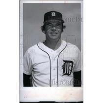 1978 Press Photo Mickey Stanley Tigers Outfielder - RRX40051