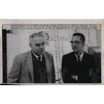1964 Press Photo R.C. Edwards and John Segrest integrat - RRY65551