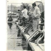 1971 Press Photo Oak Lawn Park district pool Swimming - RRW50689
