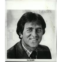 1978 Press Photo Don Meredith sportscaster - RRW74233