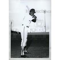 1969 Press Photo Harold Patrick Kelly Baltimore Orioles - RRW80433