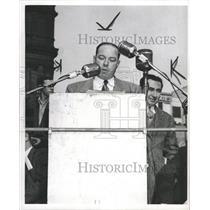 1947 Press Photo Robert H. Keys Foreman's Association - RRW29943